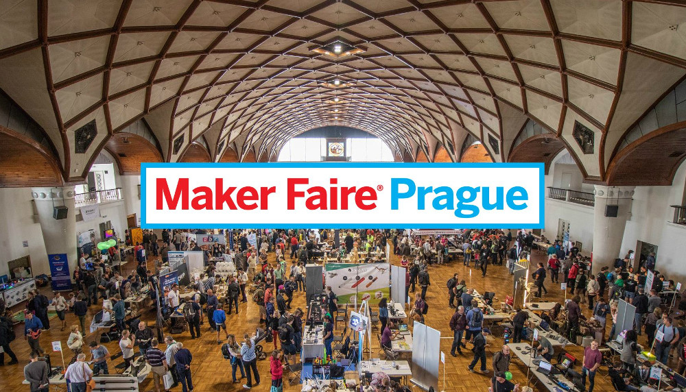 Maker faire 2018 Prague